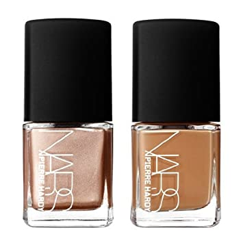 Amazon.com : NARS Pierre Hardy Nail Polish Pairs, Easy Walking : Beauty