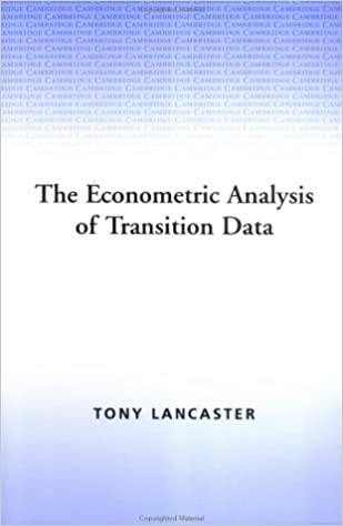The econometric analysis of transition data econometric society the econometric analysis of transition data econometric society monographs tony lancaster 9780521437899 amazon books fandeluxe Gallery