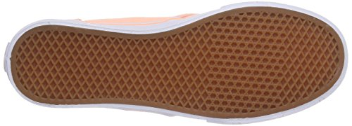 Zapatillas de Orange Vans Atwood para Orange Printed Lona Mujer qU1wBy51