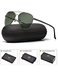Men Women Aviator Sunglasses Polarized