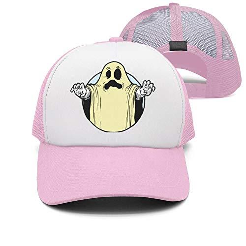 Lskjohjds Halloween Ghost Costume Hip-hop Golf Mens/Womens mesh Trucker hat