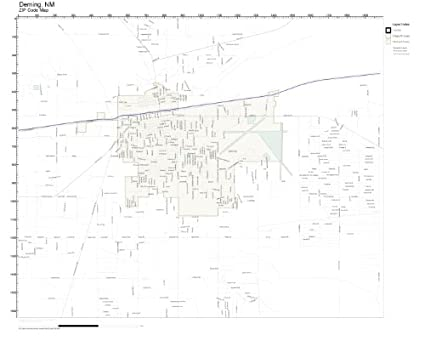 Amazon.com: ZIP Code Wall Map of Deming, NM ZIP Code Map ... on new mexico map, maricopa county parcel number map, deming new mexico, deming tx map, las cruces zip code map, city of redmond map, windsor casino map, deming wa street map, deming ranchettes map, mimbres valley map, bellingham wa map, valley of mexico map, texas radar weather map, el paso texas map, albuquerque zip code map, vinton ia map, vinton louisiana map, deming to albuquerque, deming city, deming ranchettes owners,