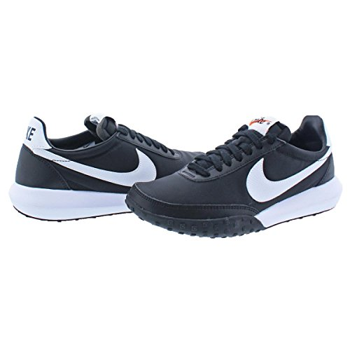 5886645c3d18 Galleon - NIKE Mens Roshe Waffle Racer NM Low Top Athletic Shoes Black 6.5  Medium (D)