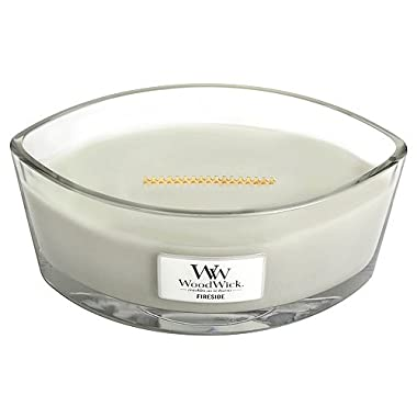 WoodWick Large Fireside Candle