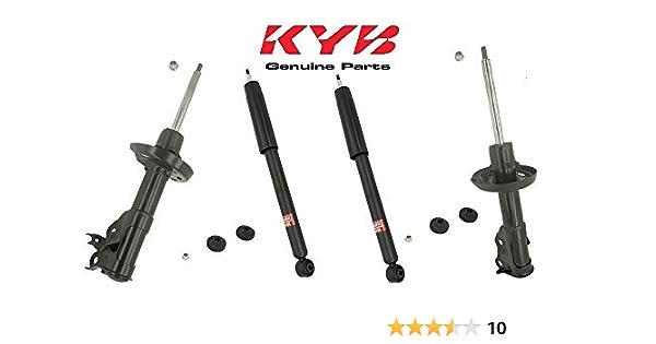 KYB Front Rear Suspension Strut Shock Absorbers Kit for Honda Civic Sedan 06-11
