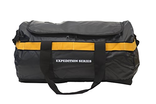 World Famous Sports Expedition Series Water Resistant Duffel Bag, 95 ()