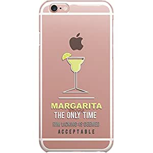 DailyObjects Margarita Clear Case For iPhone 6S Plus