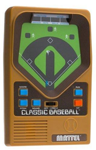Mattel Classic Baseball Game by Mattel