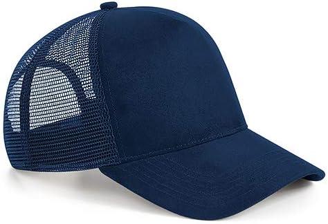 Beechfield Jersey Snapback Casquette De Baseball Mixte