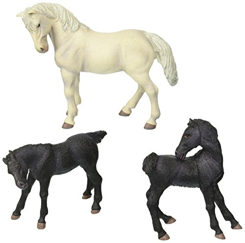 Papo Lipizzaner Horses Display Box