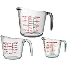 Anchor 77940 3-Piece Measuring Cup Set