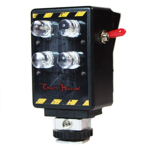 Infrared (IR) Light for Ghost Hunting