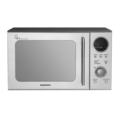 Daewoo KOR3000DSL Touch Control Microwave Oven with Grill 20 Litre