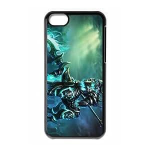 iPhone 5C Phone Cases League of Legends Hecarim Durable Design Phone Case HYT396053