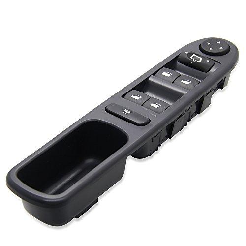 6554. KT Master Interruptor De Elevalunas eléctrico, frontal izquierda Potencia Ventana Master Interruptor De Control: Amazon.es: Coche y moto