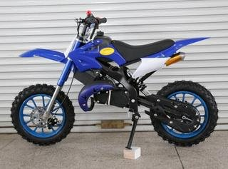 Kids Dirt Bike 49cc Engine with Cell-Start