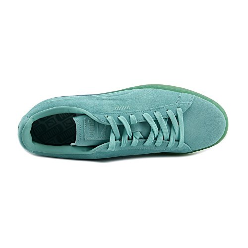 Puma Blue Suede Sneakers Men's Emboss Iced Cool Fashion Holiday raqrpwyO