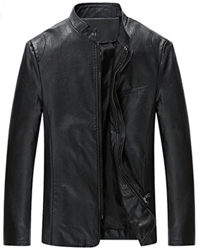 Business Men Leather Jackets - 2