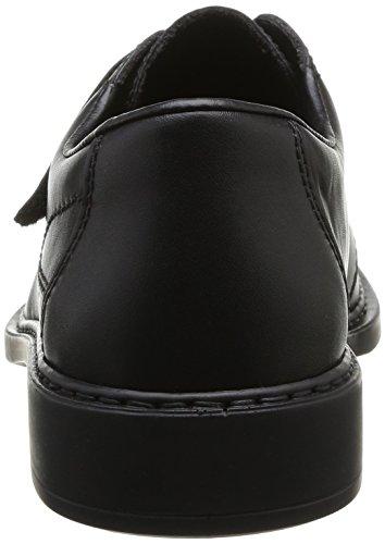 Rieker B0857 Loafers & Mocassins-Men, Mocasines para Hombre Negro - Schwarz (nero/schwarz / 00)