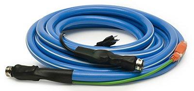 Pirit PWL-04-25 25FT Heated Hose Series IV, 25', Blue by Pirit