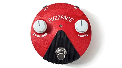 Dunlop FFM6 Band of Gypsys Fuzz Face Mini Pedal w/Bonus RIS Picks (x3) 710137081505