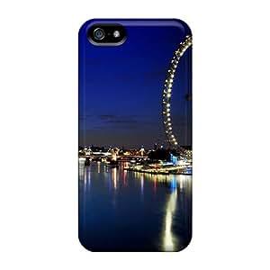 Premium Protective Hard Cases Diy For SamSung Galaxy S5 Mini Case Cover Nice - London Eye
