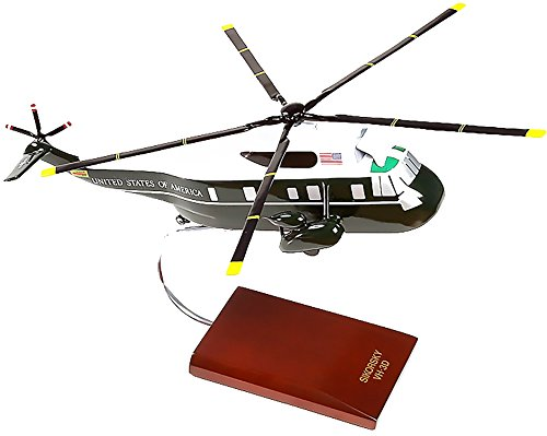 Mastercraft Collection VH-3D Seaking Helicopter Chopper Model Scale: 1/48