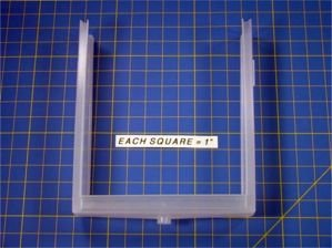 Honeywell 32001621-001 Humidifier Water Panel Frame ()