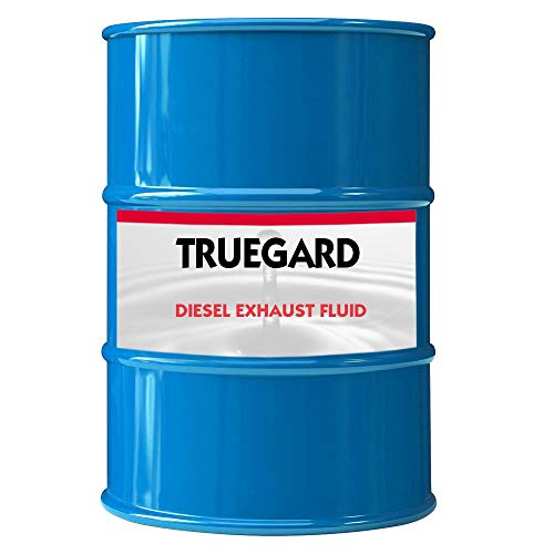 TRUEGARD Premium Diesel Exhaust Fluid DEF - 55-Gallon Drum