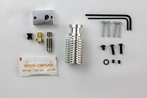 (Genuine E3D V6 All-Metal HotEnd 1.75mm Universal w/ Bowden Full Kit 12V (V6-175-B))