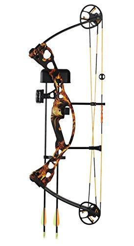 High Five 555 Scorcher Compound Bow Set