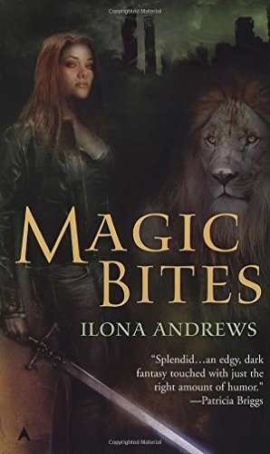 Book cover for Magic Bites