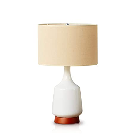 DFMD Lámparas de Mesa de Resina LED, decoración Minimalista ...