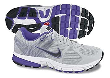 54ef8f6846c Nike Women S Zoom Structure Triax 15 Running Shoe- Grey Purple - 7.5 ...