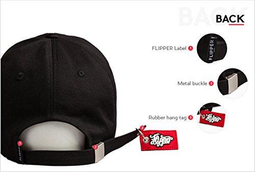 VIVICMW Tour with Iron Rings Hats Love Yourself Snapback Baseball Pierced Visor Tail Mens Ball Cap