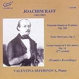 Raff: Fantasie Sonata in Dm
