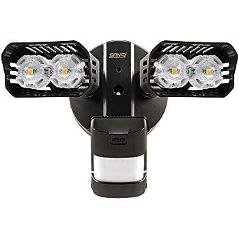 SANSI LED Security Lights, 18W (150Watt Incandescent Equiv.) Motion Sensor Lights,