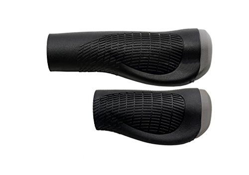 lldeal bike grips comfortable soft handlebar for cycling-short