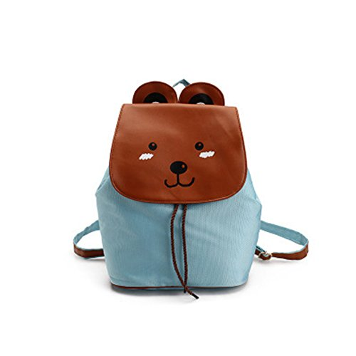 Men Small Women Travel Shoulder Bear Bag Backpack Cute Gespout fresh and Girls Campus wnRxqfUZa