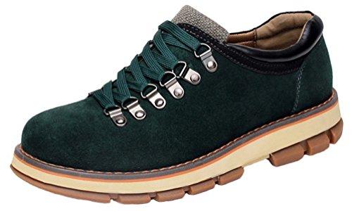 Salabobo - zapatilla baja hombre Verde