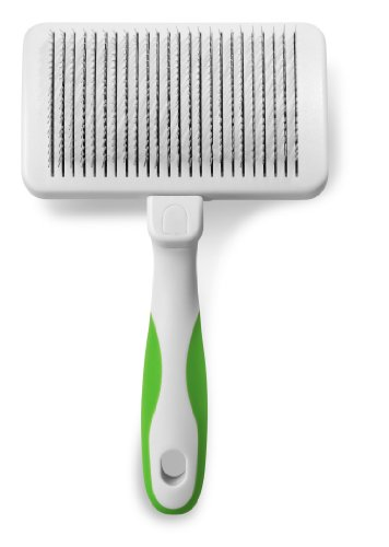 Andis Pet Self-Cleaning Animal Slicker Brush (40160) by Andis (Image #1)