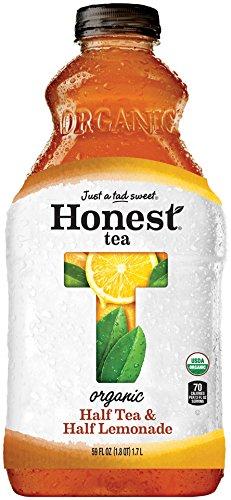 Honest Tea Organic Lemonade 59 Ounce