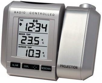 Proyección Reloj WT 531 Proyección Reloj Despertador con sensor de ...