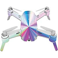 Skin For Yuneec Breeze 4K Drone – Rainbow Zoom | MightySkins Protective, Durable, and Unique Vinyl Decal wrap cover | Easy To Apply, Remove, and Change Styles | Made in the USA