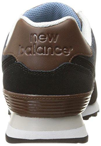 New Balance 486871 60, Men's Trainers Black