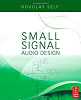 Small Signal Audio Design Front Cover