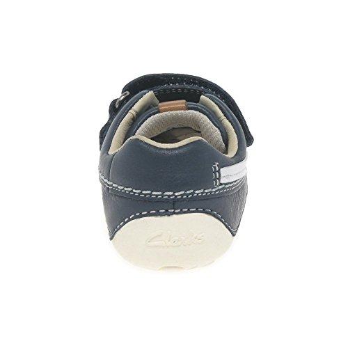 Clarks Schuhe 26.131.692 Wã¶lkchen Marine Blau