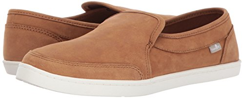 Sanuk Women's Pair O Dice Leather Loafer Flat