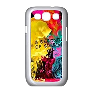5 seconds of summer Wholesale DIY Cell Phone Case Cover for Samsung Galaxy S3 I9300, 5 seconds of summer Galaxy S3 I9300 Phone Case Kimberly Kurzendoerfer