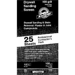 Precut Drywall Sanding Screen
